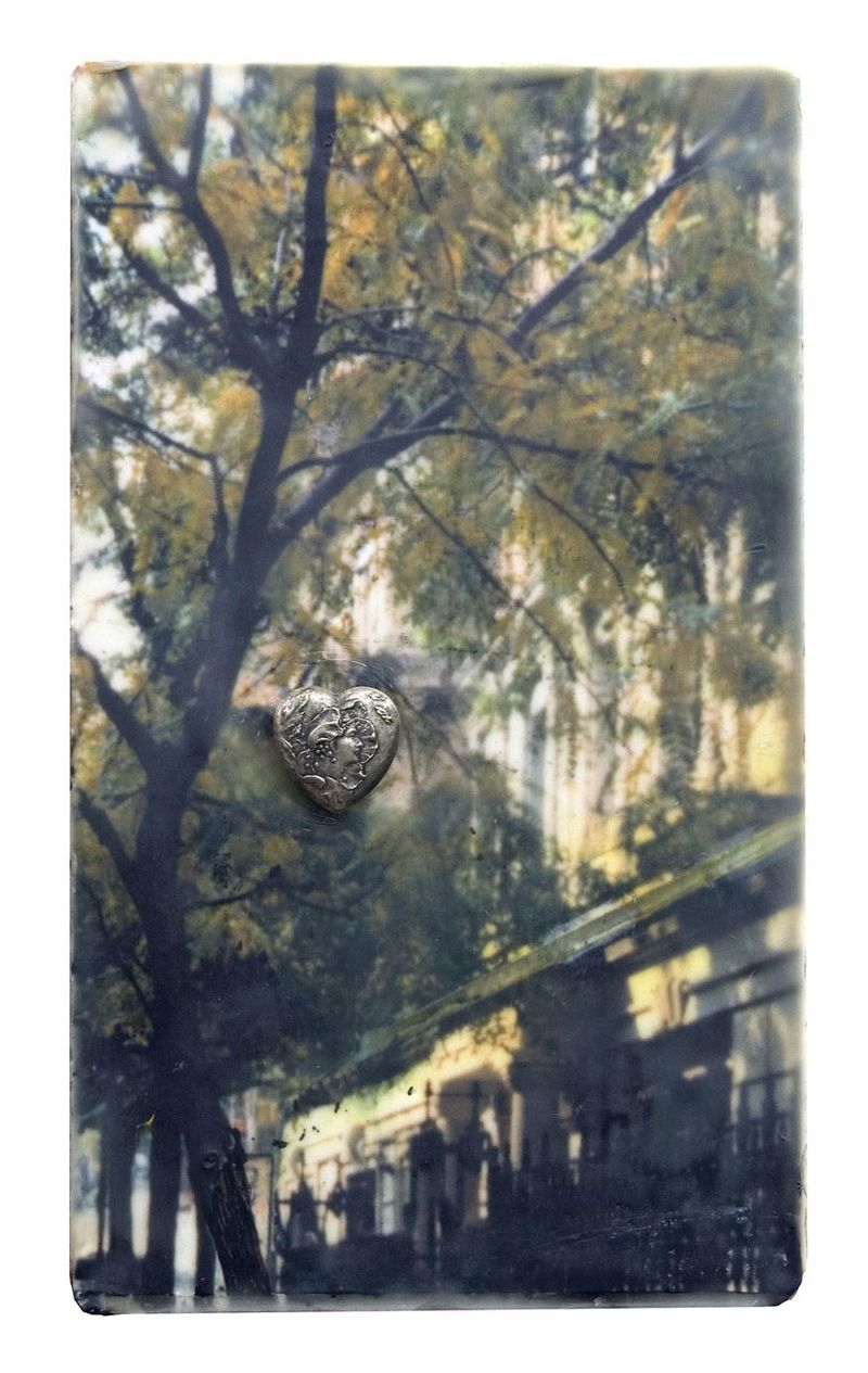Gramercy Park, Paris & a Time Long Ago 72